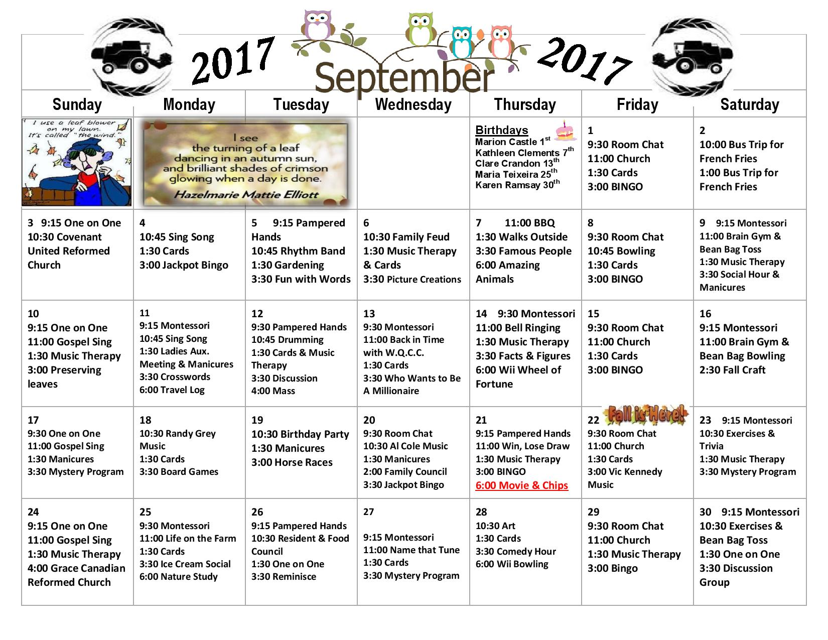 Monthly Calendar Sept 2017-page-001